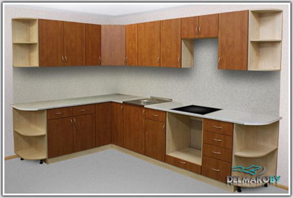 Кухня своими руками из дсп